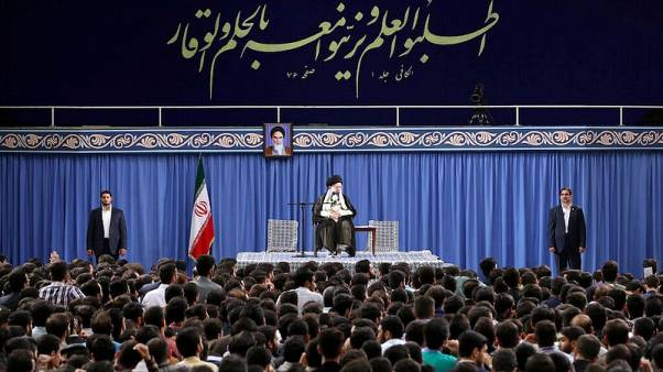Iran youth will witness demise of Israel, 'American civilisation' - Khamenei