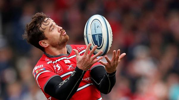 Rugby: Cipriani completes Premiership award double