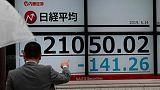نيكي يهبط 0.48% في بداية التعامل بطوكيو