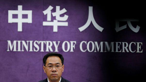 الصين: يتعين على أمريكا تصحيح تصرفات خاطئة لمواصلة محادثات التجارة