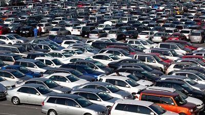 Sequestro 1.600 auto in 6 paesi Ue