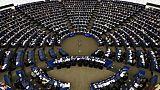 Une session au Parlement européen à Strasbourg