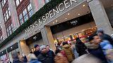 M&S pension scheme transfers 1.4 billion pounds to two insurers