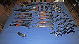 Traffico armi da guerra, preso ricercato
