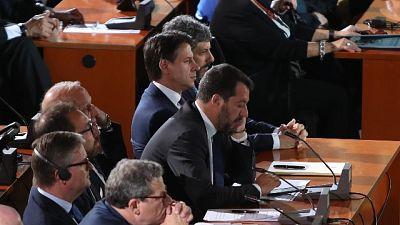 Salvino,l'Italia vincerà contro le mafie