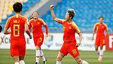 """Mondial-2019: cours de """"patriotisme"""" obligatoire pour les Chinoises"""