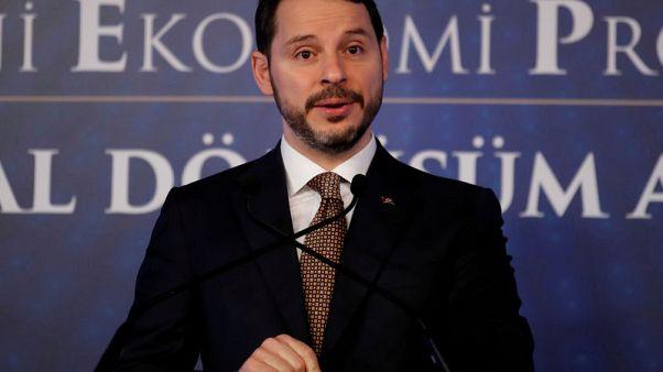 مصحح-ألبيرق: تركيا ستدعم الصادرات بحزمة تمويل بقيمة 4.9  مليار دولار