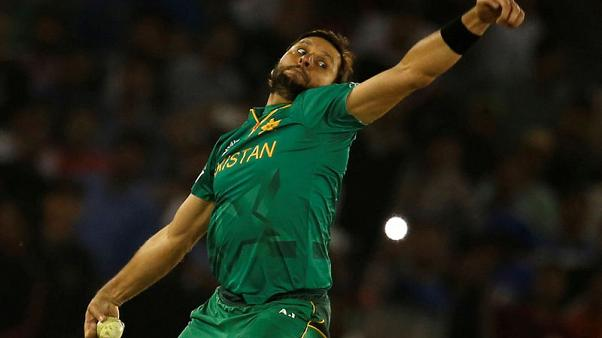 'No excuse' for balanced Pakistan at World Cup, says Afridi