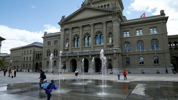 Swiss government baulks at signing EU treaty - sources