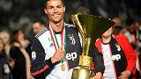 Ronaldo heads Portugal squad for Nations League