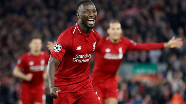 Liverpool's Keita, Firmino making good progress from injury ahead of final