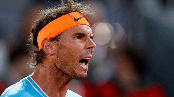 Nadal primed for another French Open charge after Rome crescendo