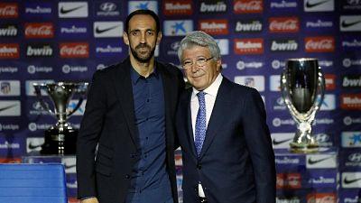 Juanfran saluta Atletico, spero tornare