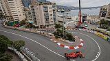 F1: Hamilton domina Fp2, Vettel terzo