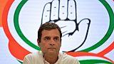 Rahul Gandhi, l'héritier face à un revers électoral cuisant