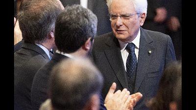 Mattarella, Italia partner per l'Africa