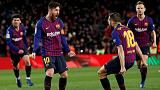 Barcelona, haunted by Anfield nightmares, eye another Cup