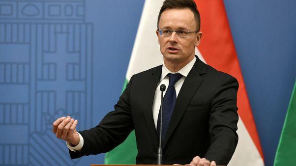 Hungary criticises western Europe's 'hypocrisy' on China trade