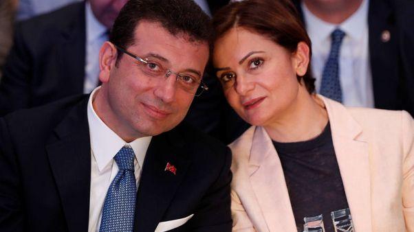تركيا توجه اتهامات لإحدى أعضاء حزب الشعب الجمهوري المعارض بسبب تغريدات