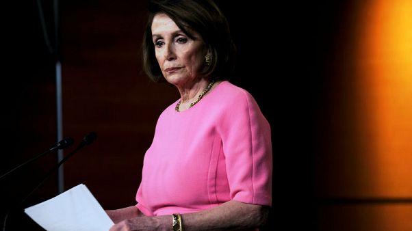 Trump says House Speaker Pelosi has 'lost it'