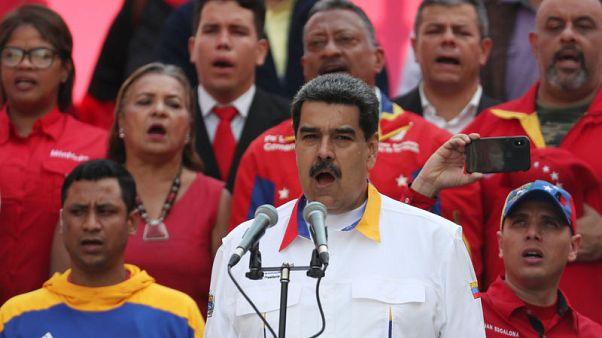 Maduro says U.S. seeks to destroy Venezuela state-backed food programme