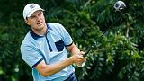 Local favourite Spieth one back of leader Finau at Colonial