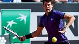 'Prince of clay' Thiem hopes his time has come in Paris