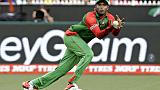 World Cup the perfect stage for Bangladesh talisman Shakib