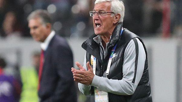 Italy's Lippi returns as China coach