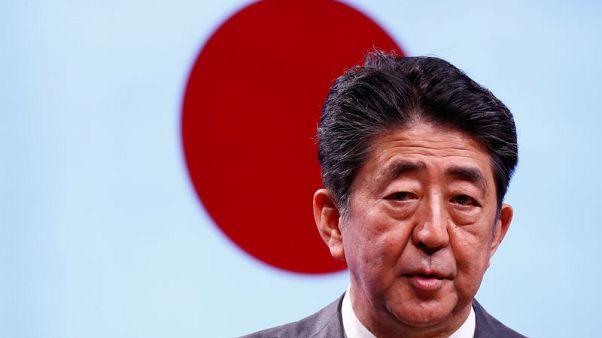 التلفزيون الياباني: رئيس الوزراء يبحث زيارة إيران ربما في يونيو