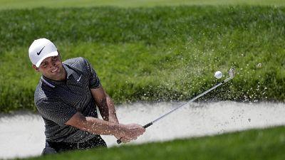 Golf, Schwab Challenge, Molinari delude
