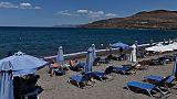 Lesbos, l'île aux migrants, veut reconstruire son tourisme