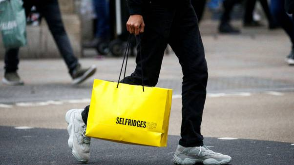 UK shoppers pause for breath in April after surge in spending