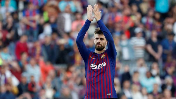 Barca haunted by ghosts of Rome in 'nightmare' loss to Liverpool - Pique