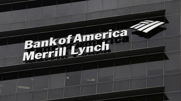 بنك أوف أمريكا: أول تدفقات للأسهم العالمية في 10 أسابيع