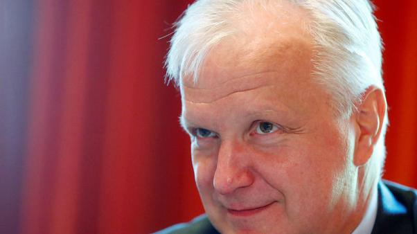 ECB's Rehn says role of banks as finance providers is eroding in Europe
