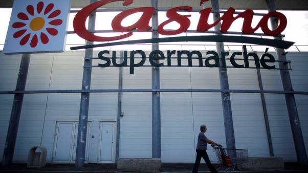 Casino shares boosted as boss Naouri buys time for retail empire