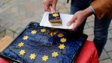 EU vote may shift power in main euro zone states, stall integration