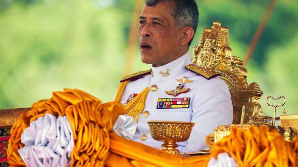 ملك تايلاند يفتتح جلسة أول برلمان منذ انقلاب عام 2014
