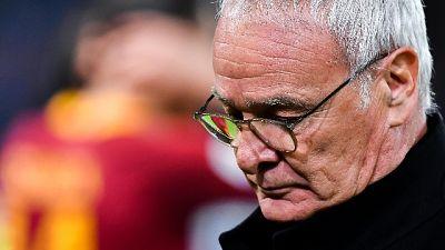 Ranieri, la Roma non riparte da zero