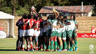 L'Africa Men and Women's Sevens, les deux tournois africains servant de qualification aux Jeux des XXXII Olympiades, Tokyo 2020