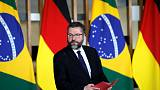 Brazil says no way back for Maduro, Venezuelan military must step in