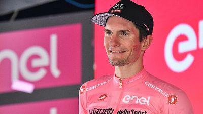 Giro: Polanc ha conservato maglia rosa