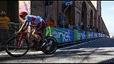 Giro: a Zakarin la prima tappa alpina