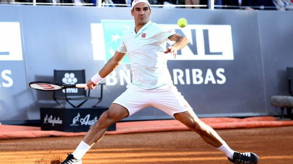 Federer admits he's stepping into the unknown in Paris
