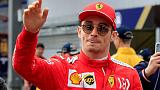 Motor racing: Leclerc ready to follow in the footsteps of Chiron