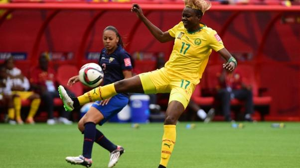 Cameroon take chance on Enganamouit's fitness for World Cup challenge