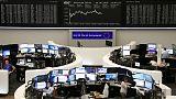 الأسهم الأوروبية تتعافى بعد تلميح ترامب إلى نهاية سريعة للحرب التجارية