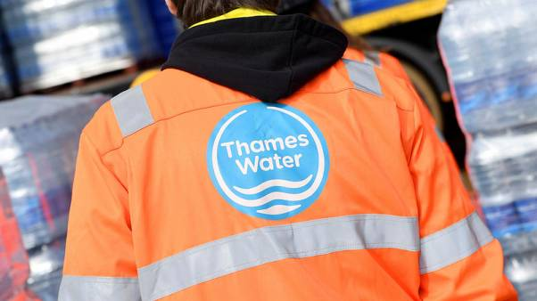 UK utility Thames Water CEO to step down