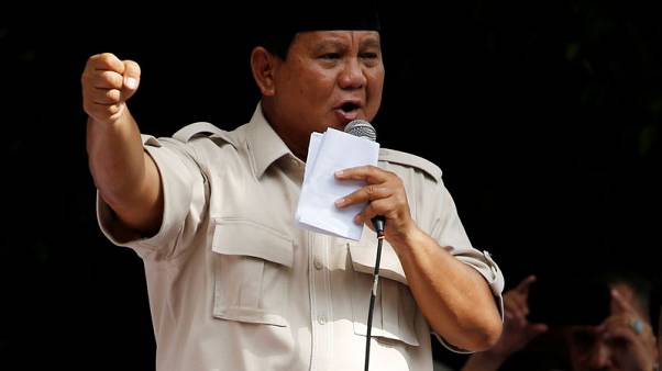 Indonesia opposition candidate challenges election result in court